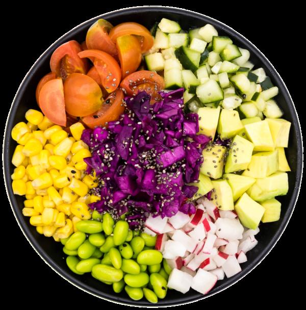 Vegetarian Lagos